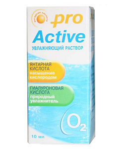 Капли Optimed ProActive